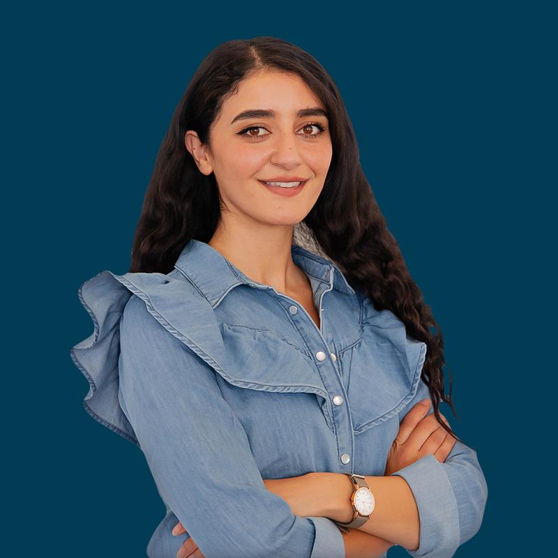 Leena Khattab: Programs Officer