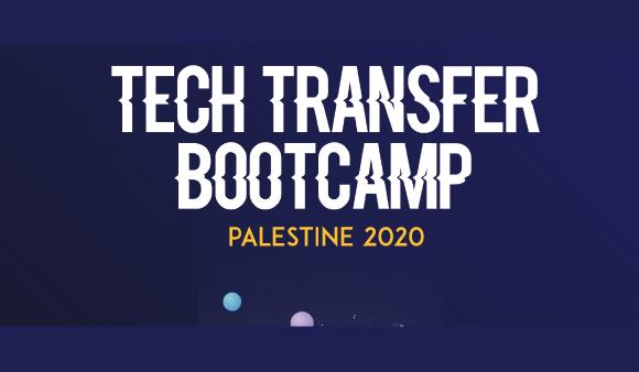 Tech Transfer Booster – Westbank 2020